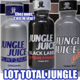 LOT TOTAL JUNGLE