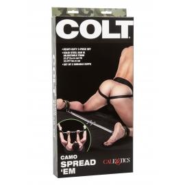COLT Camo Spread Em Sexual Slave