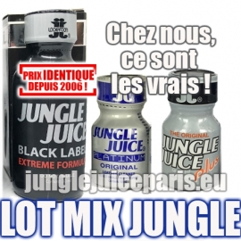 MIX JUNGLE PACK