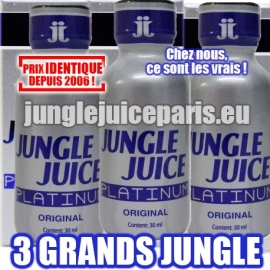 3 GRANDS JUNGLE JUICE PLATINUM