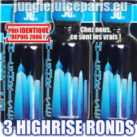 LOT 3 HIGHRISE RONDS 30ML