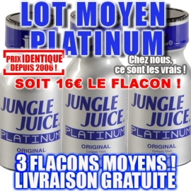 LOT MOYEN PLATINUM
