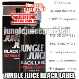 JUNGLE JUICE BLACK LABEL 30ML